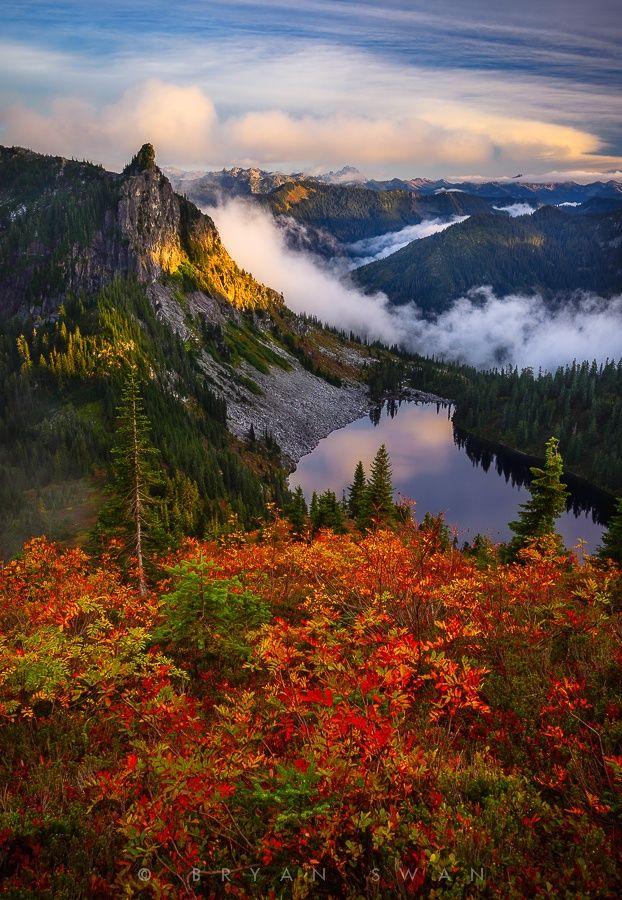 Lake Valhalla   Washington