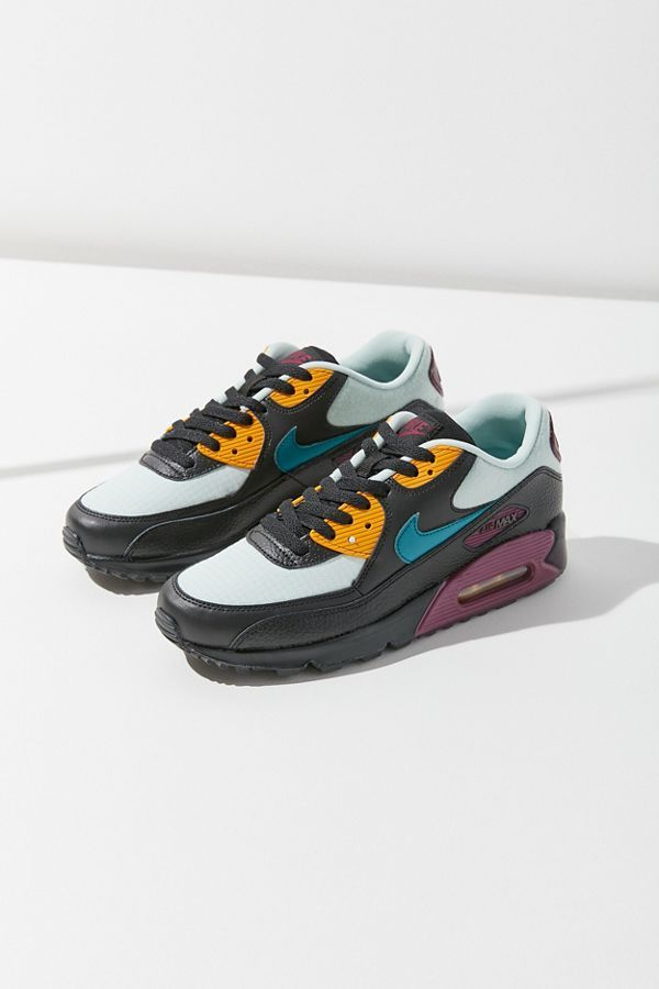 Urban Outfitters x Nike Nike Air Max 90 Camo Women's Sneaker Green 7 at Urban Outfitters from Urban Outfitters (US) | ShapeShop
