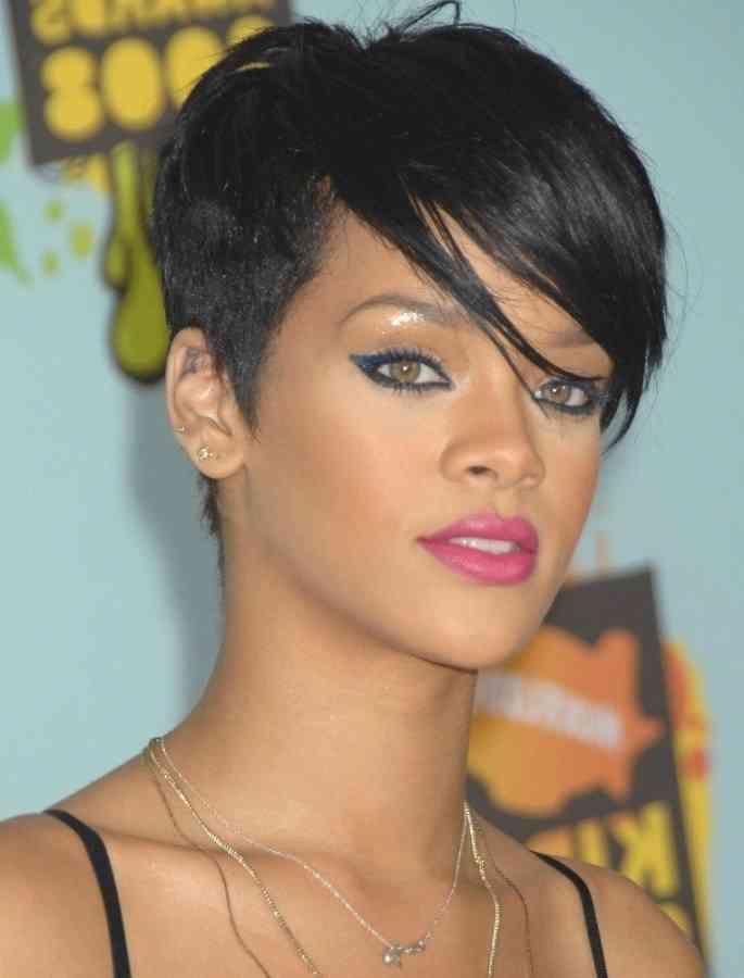 22 Anders Foto Of Rihanna Frisuren Kurz Anders Foto Frisuren