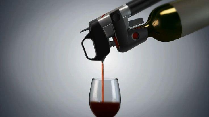 Goûter le vin sans déboucher votre bouteille