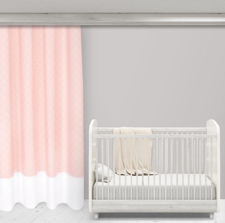 Best  Vorh nge cm KraftKids Gardinen Vorh nge marokkanisches Klee grau Mit unseren schlichten aber stillvollen Gardinen ist jedes Babyzimmer perfekt