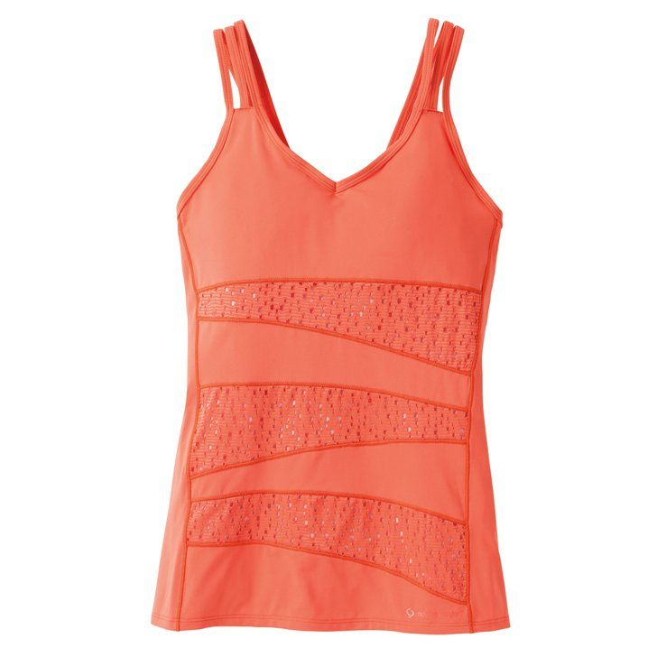 Pin for Later: Brighten Up and Cool Off With Our May Must Haves Moving Comfort Hot Shot Tank