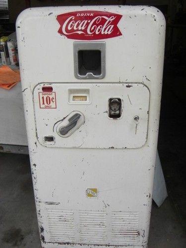 RARE Vintage Original Vendorlator VMC 33 Coca Cola Soda Vending Machine | eBay