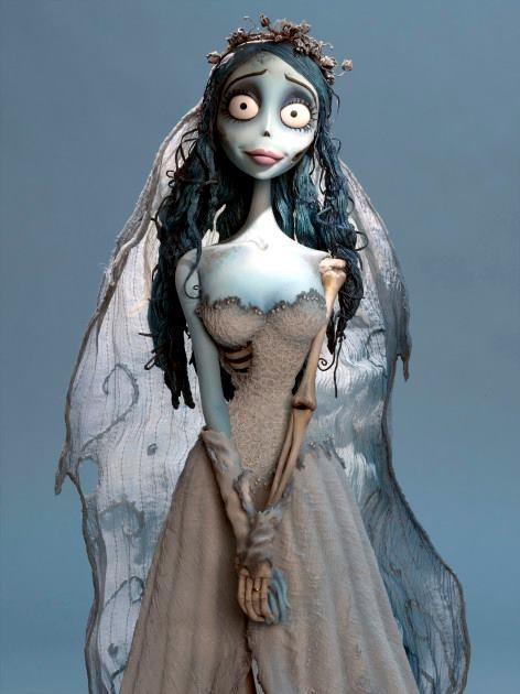 THE CORPSE BRIDE, 2005 © Warner