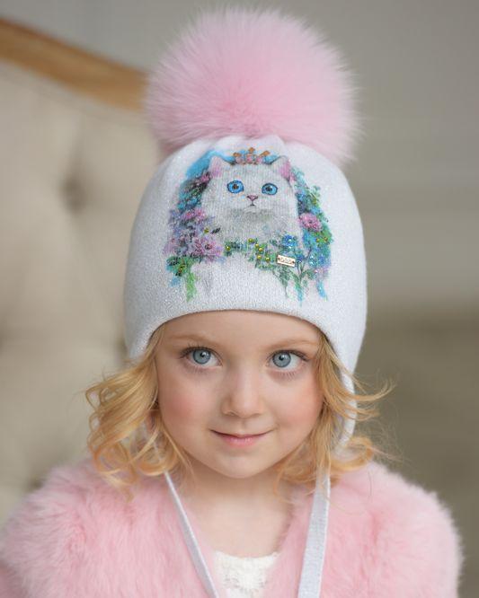 Зимние шапочки для детей  e7bbb3b0ee7ec