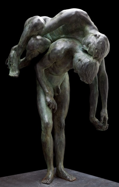 Lotta Blokker  | Atlas - Bronze 2005