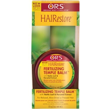 ORS Fertilizing Temple Balm 2 oz  $5.95    Visit www.BarberSalon.com One stop shopping for Professional Barber Supplies, Salon Supplies, Hair & Wigs, Professional Product. GUARANTEE LOW PRICES!!! #barbersupply #barbersupplies #salonsupply #salonsupplies #beautysupply #beautysupplies #barber #salon #hair #wig #deals #sales #ORS #Fertilizing #Temple #Balm