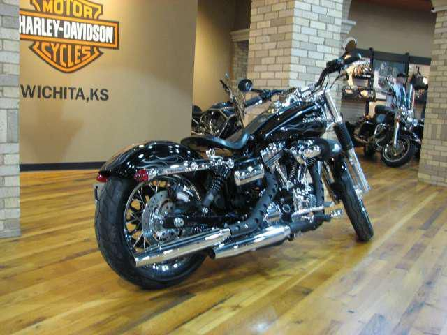 2012 Harley-Davidson FXDC Dyna Super Glide Custom  Cruiser , US $12,995.00, image 3