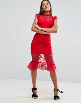 Облегающие платья | Ознакомьтесь с коллекцией платьев-бандо | ASOS