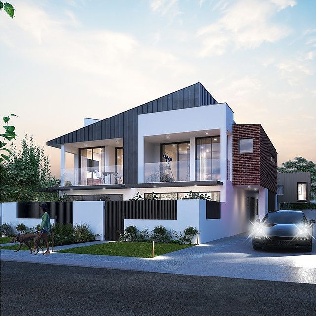 MORPHe | Architectural illustration | 3D Exterior Rendering