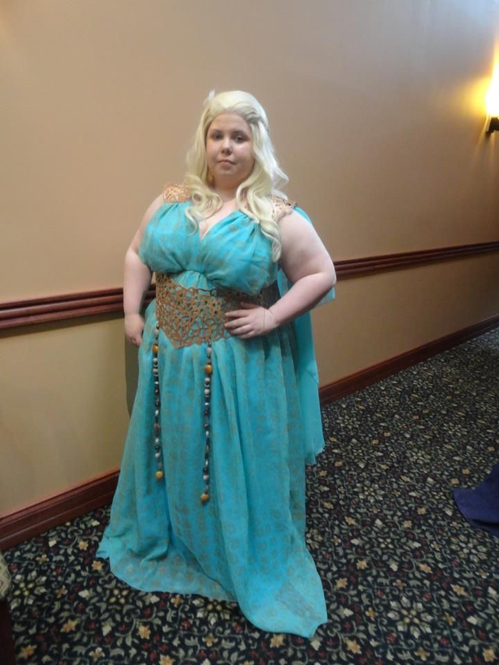 cosplay plus size costume convention diy sewing