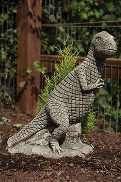 Superb Tyrannosaurus Rex Garden Ornament