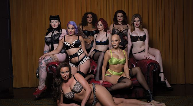 Fuller Bust lingerie brand Curvy Kate, have launched what could be the world's most inclusive campaign to date, using a diverse range of women...