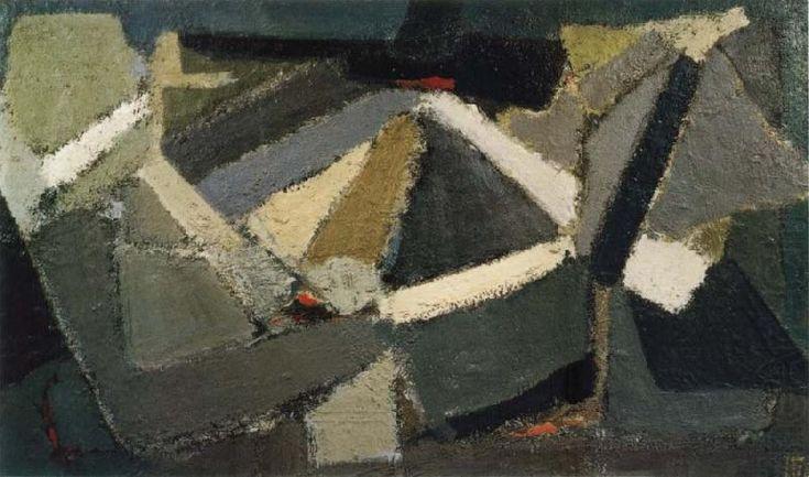Nicolas de Stäel, Quiet 1949