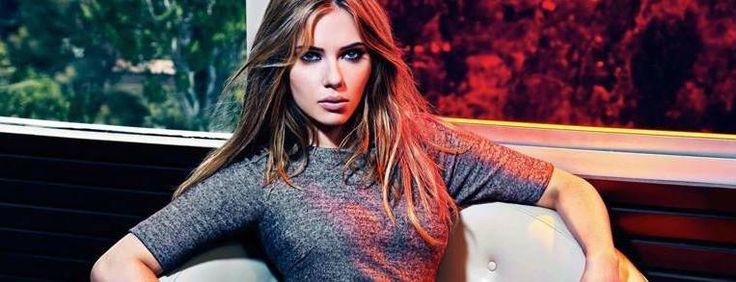 Scarlett Johansson Takes a Stand