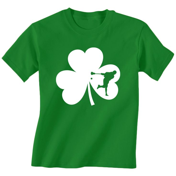 Don't get caught without a green shirt on St. Patrick's Day.  You can find this awesome lucky lacrosse t-shirt - and a whole lot more - in our St. Patrick's Day lacrosse shop!