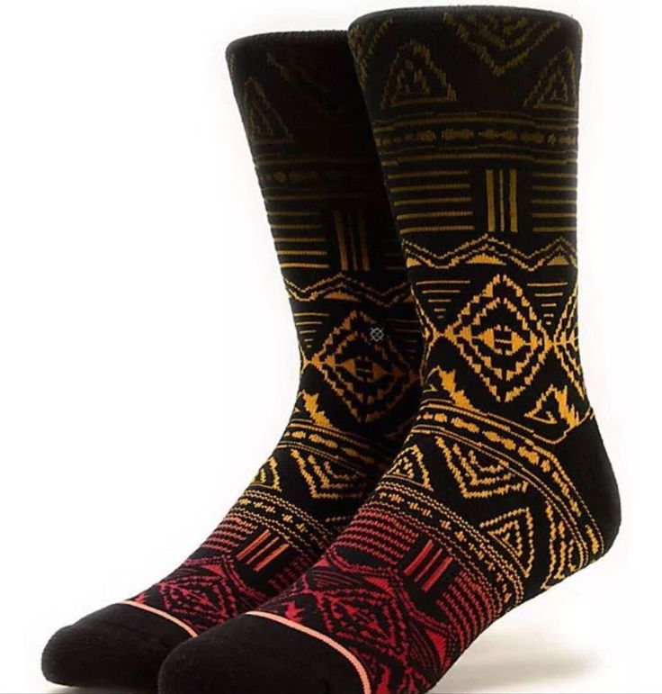 Stance Everyday Trouser Crew Ankle Socks Black Good Vibes Tomboy #Stance  #TrouserSocks