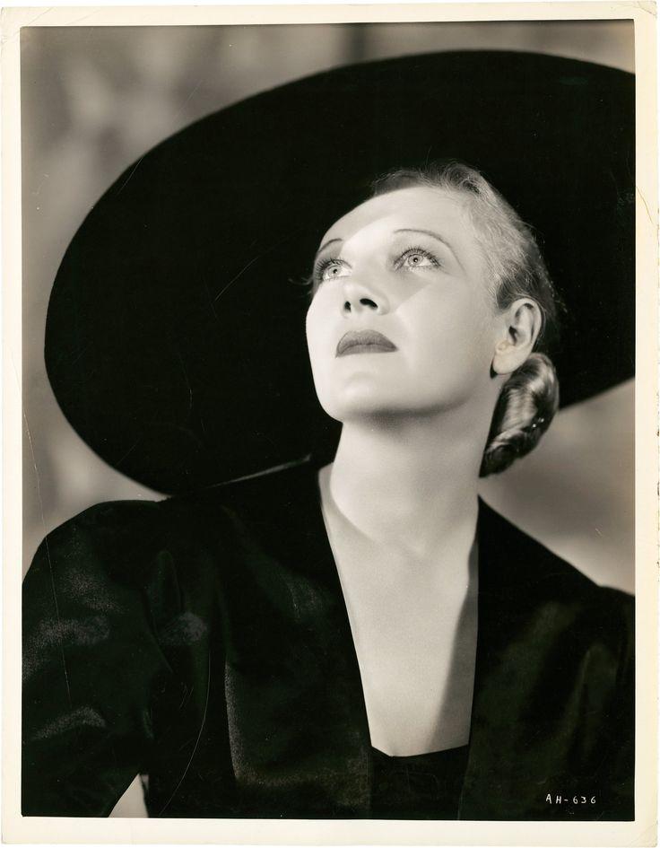 Ernest Bachrach, Ann Harding, 1930s
