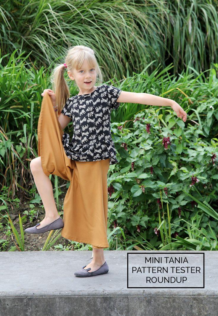 Mini Tania pattern tester roundup