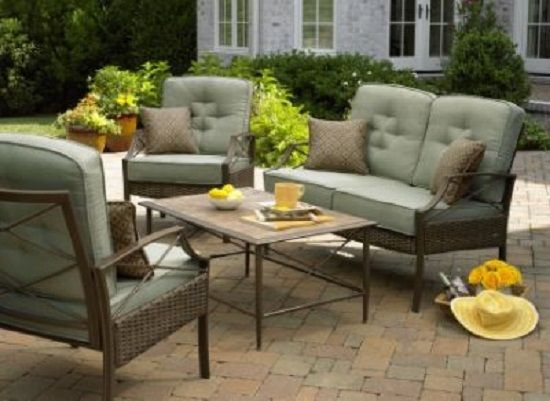 Lazy Boy Patio Furniture Sets Outdoor Living Pinterest