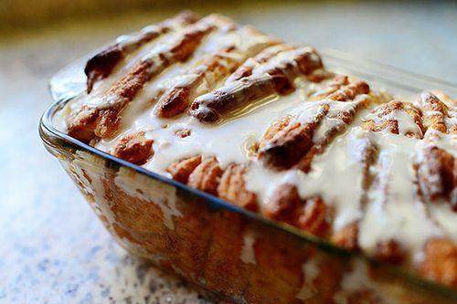 Cinnamon pull apart bread by Ree Drummond / The Pioneer Woman, via Flickr