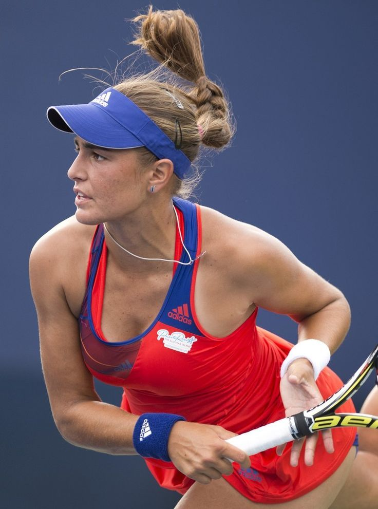 Monica Puig - 2013 US Open in NYC August #WTA #Puig #USOpen