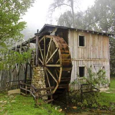 103 Best Images About Old Water Mills On Pinterest Gone