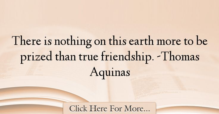 Thomas Aquinas Quotes About Friendship - 25248