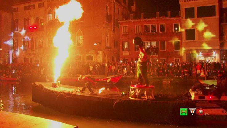 Il Carnevale di Venezia 2018, VeCircOnda, La Festa Veneziana sull'acqua ...