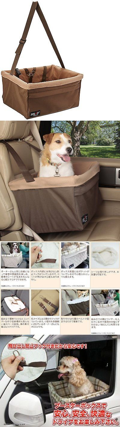 25 Best Ideas About Dog Car Seats On Pinterest