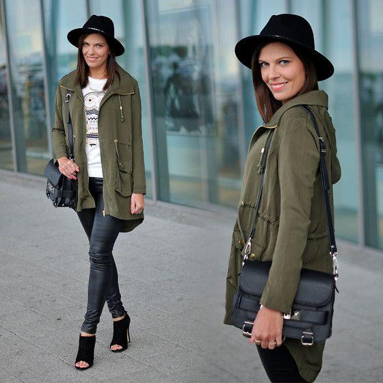 khaki outfit ideas women 1