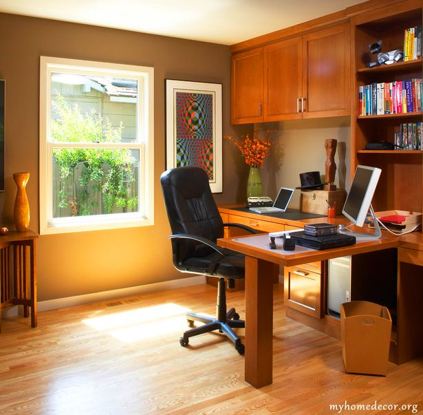 Kitchen Office Nook Plans: 17 Best Ideas About Modern Home Offices On Pinterest