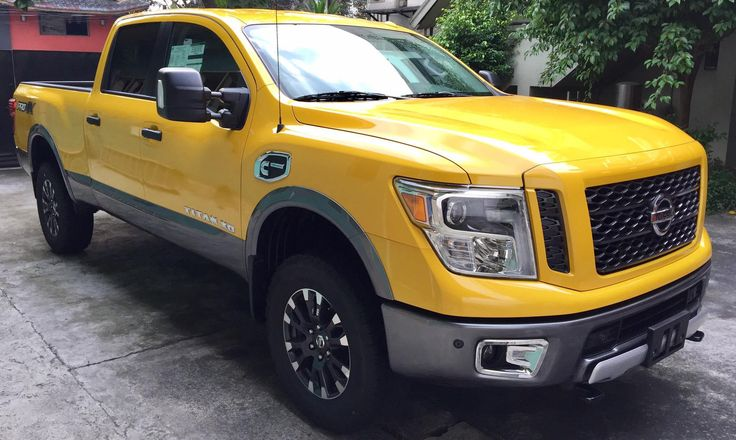 #CarsForSale  2017 Nissan Titan XD Cummins Diesel Brand New Imported Ready Unit Call 09175287233 or click image for Price #titan #cummins #nissan #autotradephils #nagaleaks   #monstertruck  Please LIKE, LOVE and SHARE this Post .. Thank You