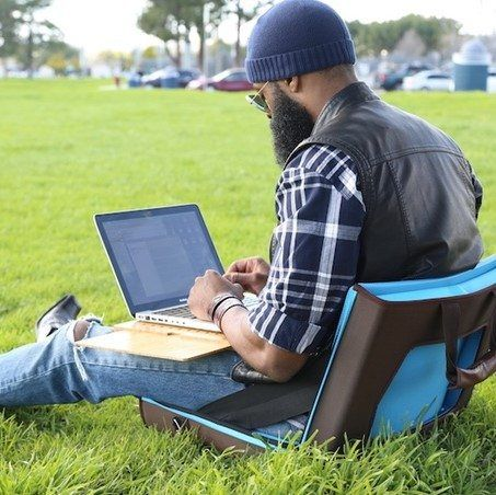 SatchelBord: World's 1st Truly Portable Workstation