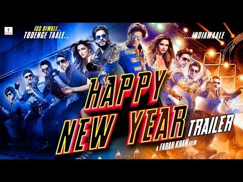 Happy New Year - Official Trailer - with English subtitles | Shah Rukh Khan - Deepika Padukone - 14 Aug 2014