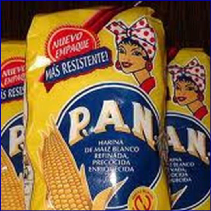 HARINA PAN VENEZUELA RICAS AREPAS WHITE $2.99