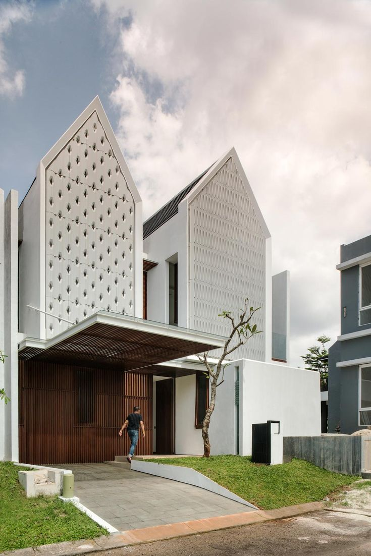 Spouse Two Floors House In Jakarta By Parametr Architecture   CAANdesign |  Architecture And Home Design