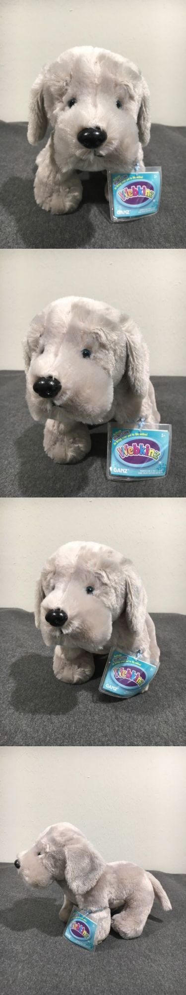 Animals 150106: Webkinz Silver Labrador Nwt Sealed Unused Code Tag (Quick To Ship) Smoke-Free -> BUY IT NOW ONLY: $44.95 on eBay!