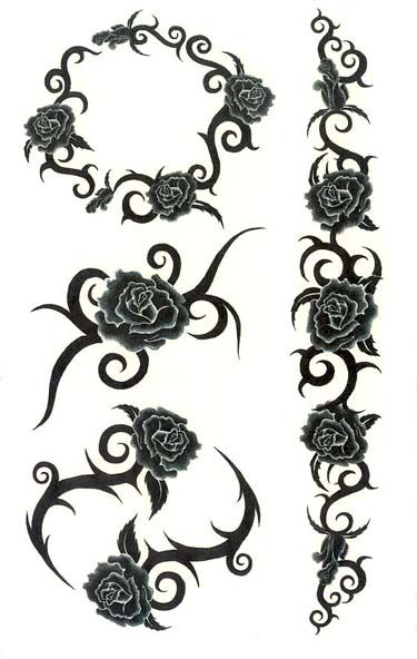 24 best scroll tattoos images on pinterest scroll tattoos nice tattoos and tattoo designs. Black Bedroom Furniture Sets. Home Design Ideas