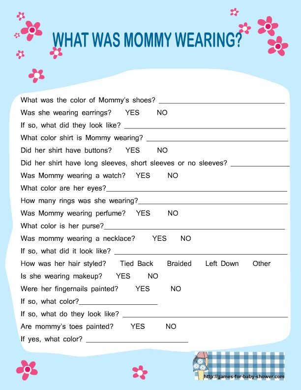baby ideas shower games ideas games printable baby shower games for ...