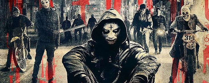 'The Purge' ya tiene protagonistas para su adaptación a la pequeña pantalla  ||  La serie llega de manos del creador de la franquicia, James DeMonaco, para USA Network y SyFy. http://www.sensacine.com/noticias/series/noticia-18565007/?utm_campaign=crowdfire&utm_content=crowdfire&utm_medium=social&utm_source=pinterest by zirigoza.eu