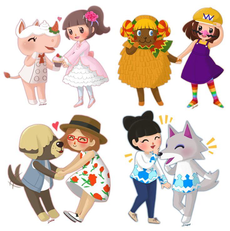 Animal Crossing New Leaf 03 by superdonut.deviantart.com ...