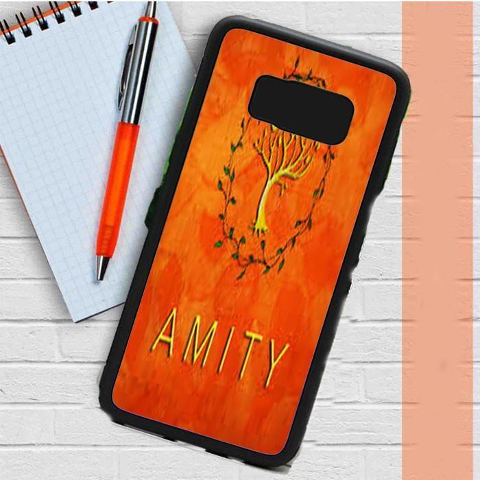 Mine Amity Divergent Samsung Galaxy S8 Plus Case Dewantary