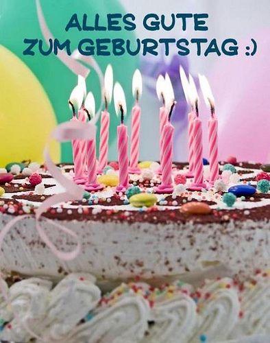 Alles Gute Zum Geburtstag Http Www 1pic4u Com Blog