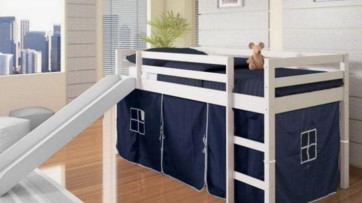 20 amazing ways to modify an Ikea bunk bed