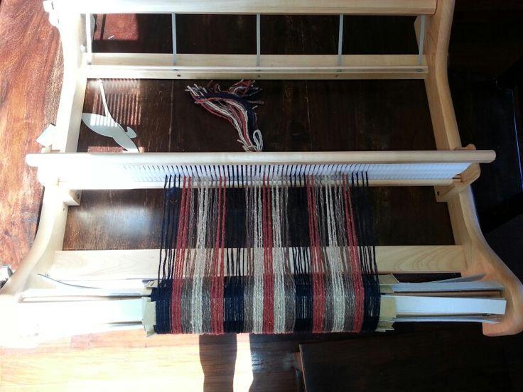 Ashford's knitters loom
