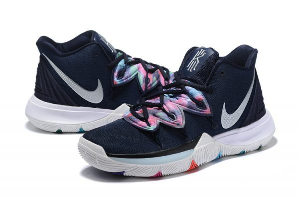 9a696a885a3f 2018 Nike Kyrie 5 Multi-Color Basketball Shoes AO2918-900 in 2019 ...