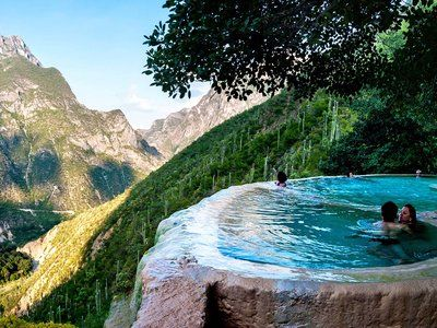These Mezquital Valley pools will put any traditional waterpark to shame