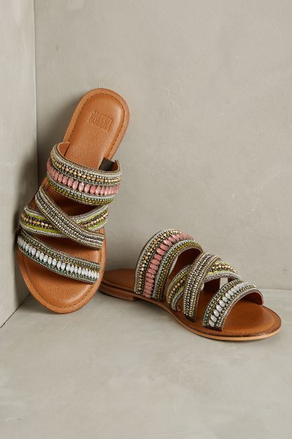 Shop the Jasper & Jeera Azille Slides and more Anthropologie at  Anthropologie today. Read customer reviews, discover product details and  more.