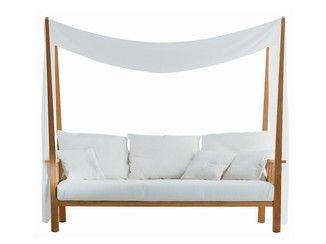 Canopy 3 seater sofa INOUT 07 - Gervasoni